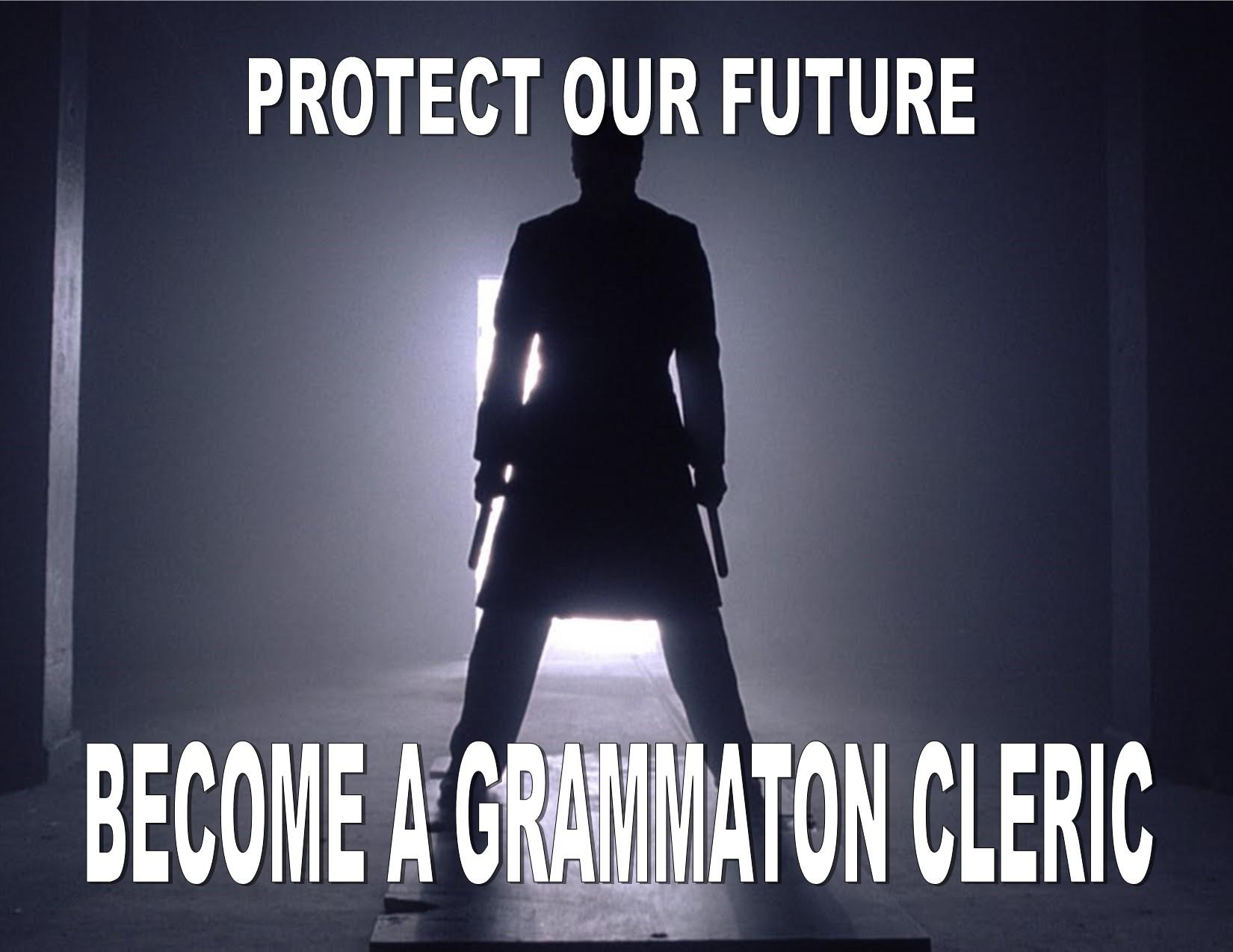 Equilibrium Cleric propaganda campaign mary fesak,Equilibrium Memes